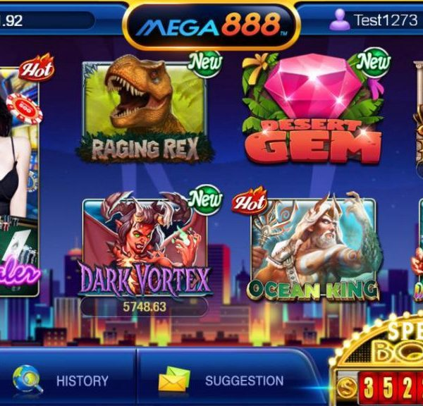 Benefits Of Mega888 Online Slots In 2020